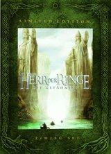Der Herr der Ringe - Die Gefährten (Limited Edition, 2 DVDs) Poster