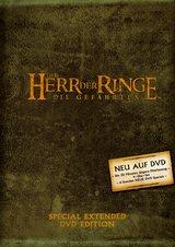 Der Herr der Ringe - Die Gefährten (Special Extended Edition) (4 DVDs) Poster
