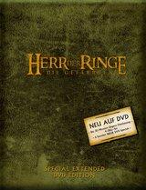 Der Herr der Ringe - Die Gefährten (Special Extended Edition) Poster