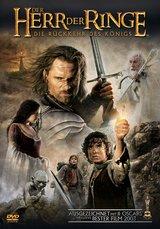 Der Herr der Ringe - Die Rückkehr des Königs (Einzel-DVD) Poster
