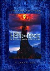 Der Herr der Ringe - Die Rückkehr des Königs (Limited Edition, 2 DVDs) Poster