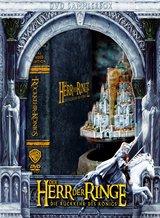 Der Herr der Ringe - Die Rückkehr des Königs (Special Extended Edition, Sammlerbox) (4 DVDs) Poster