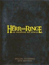 Der Herr der Ringe - Die Rückkehr des Königs (Special Extended Edition) (4 DVDs) Poster
