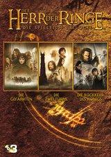 Der Herr der Ringe - Die Spielfilm Trilogie (3 DVDs) Poster