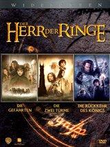 Der Herr der Ringe - Die Spielfilm Trilogie (6 DVDs) Poster