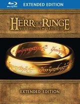 Der Herr der Ringe - Die Spielfilm Trilogie (Extended Edition) (15 Discs) Poster