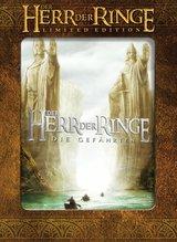 Der Herr der Ringe - Die Spielfilm Trilogie (Limited Edition, 6 DVDs) Poster