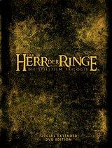 Der Herr der Ringe - Die Spielfilm Trilogie (Special Extended Edition) (12 DVDs) Poster