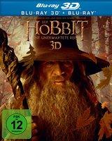 Der Hobbit: Eine unerwartete Reise (Blu-ray 3D + 2D, 4 Discs) Poster