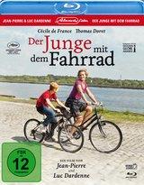Der Junge mit dem Fahrrad Poster