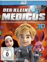 Der kleine Medicus - Bodynauten auf geheimer Mission im Körper Poster
