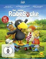 Der kleine Rabe Socke (Blu-ray 3D) Poster