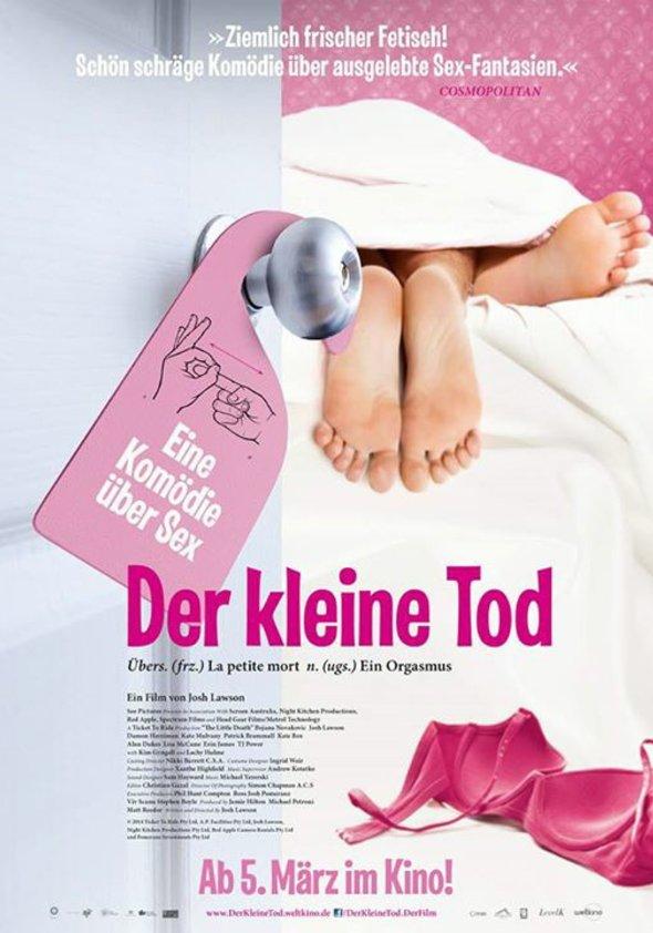 Der kleine Tod - Eine Komödie über Sex Poster