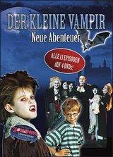 Der kleine Vampir - Neue Abenteuer 1-4 (4 DVDs) Poster