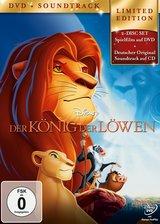Der König der Löwen (+ Audio-CD) Poster