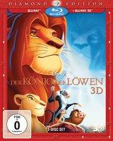 Der König der Löwen (Blu-ray 3D, Diamond Edition, + Blu-ray 2D) Poster