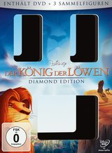 Der König der Löwen (Diamond Edition, + Sammelfiguren) Poster