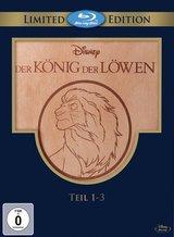 Der König der Löwen - Teil 1-3 (Limited Edition, 3 Discs) Poster