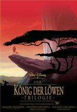 Der König der Löwen - Trilogie (3 DVDs) Poster