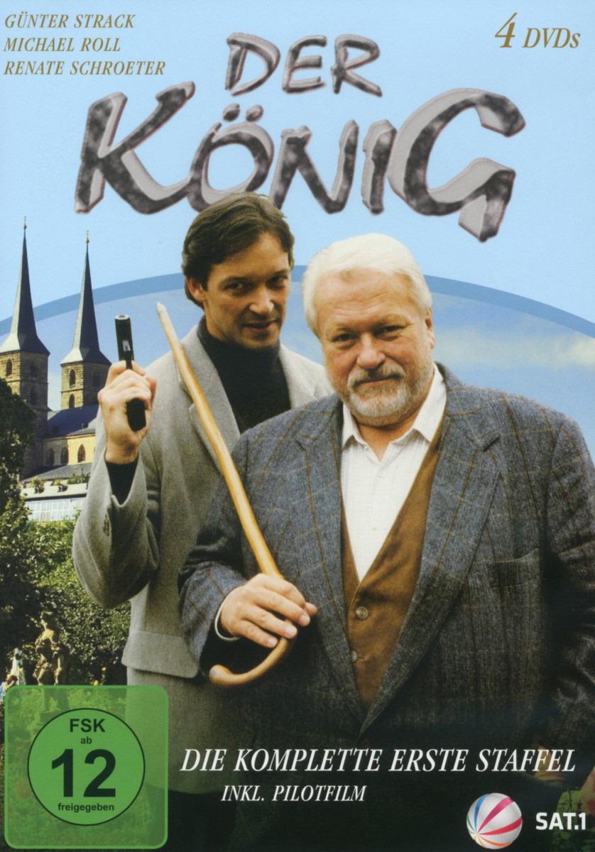Der König - Die komplette erste Staffel (4 Discs) Poster