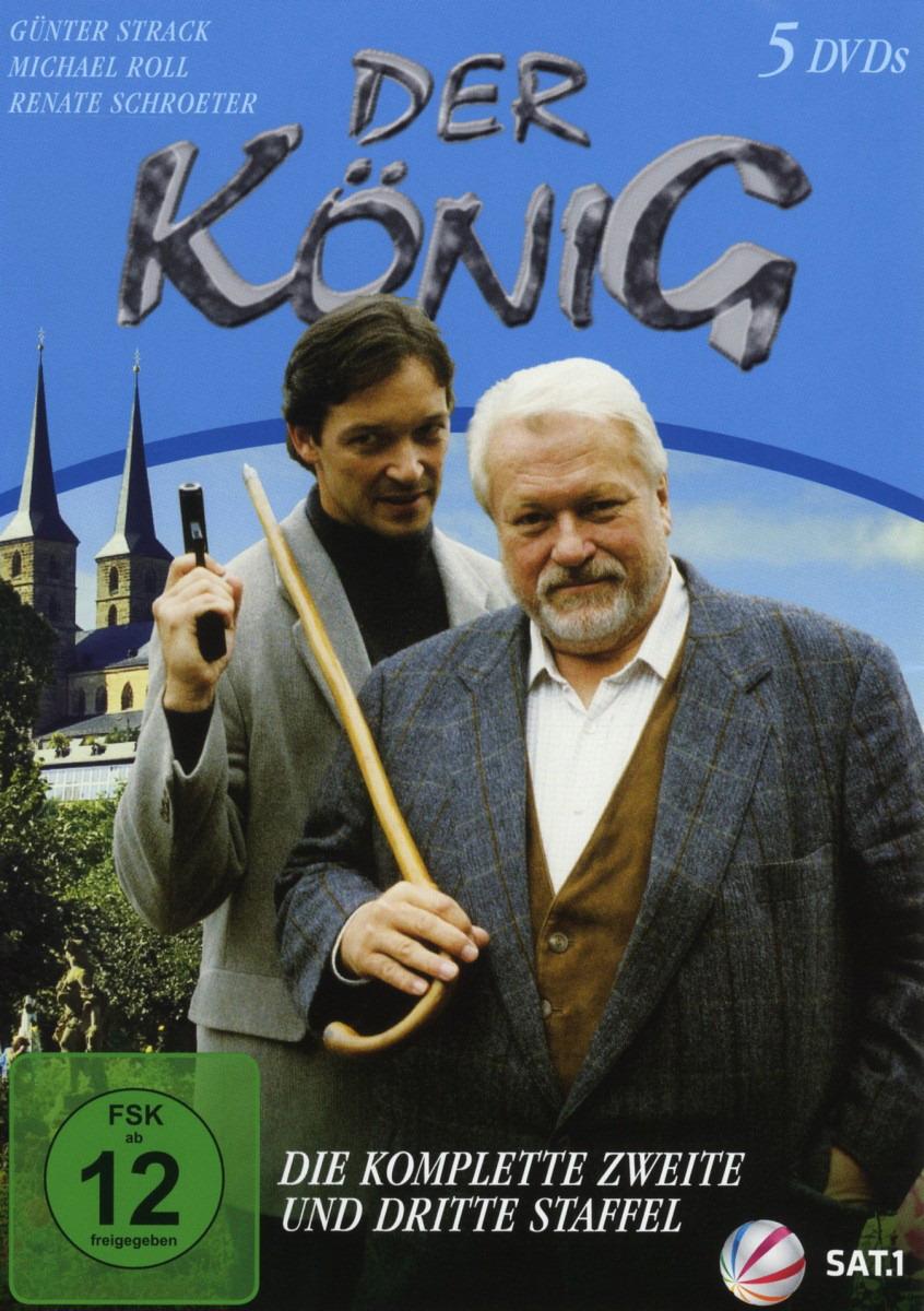 Der König - Die komplette zweite und dritte Staffel (5 Discs) Poster