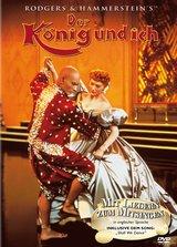 Der König und ich (Einzel-DVD) Poster