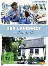 Der Landarzt - Staffel 06 (3 DVDs) Poster