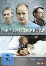 Der letzte Zeuge - Die komplette achte Staffel (3 DVDs) Poster