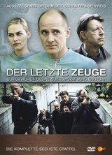 Der letzte Zeuge - Die komplette sechste Staffel (3 DVDs) Poster