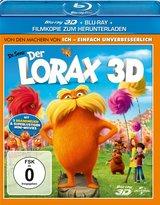 Der Lorax (Blu-ray 3D, + Blu-ray 2D, + Digital Copy) Poster