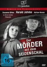 Der Mörder mit dem Seidenschal Poster