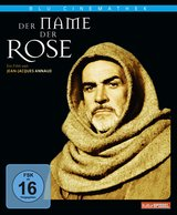 Der Name der Rose (Blu Cinemathek) Poster