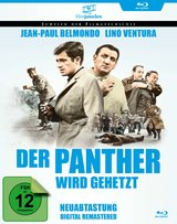 Der Panther wird gehetzt Poster