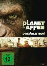 Der Planet der Affen: PRevolution (Collector's Edition, + DVD, inkl. Digital Copy) Poster