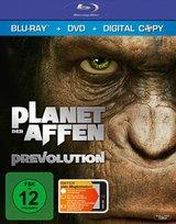 Der Planet der Affen: PRevolution (+ DVD, inkl. Digital Copy) Poster