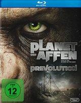 Der Planet der Affen: PRevolution Poster