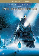 Der Polarexpress (2 DVDs) Poster