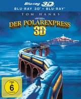 Der Polarexpress 3D (Blu-ray 3D) Poster