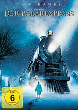 Der Polarexpress (Einzel-DVD) Poster
