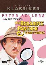 Der Rosarote Panther kehrt zurück Poster