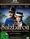 Der Salzbaron - Das komplette Historienepos in 12 Teilen (4 Discs, Ungekürzte Originalfassung) Poster