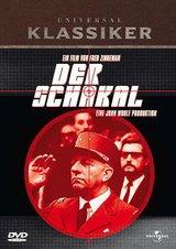 Der Schakal Poster