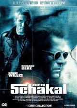 Der Schakal (Limited Edition, Steelcase) Poster