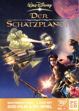 Der Schatzplanet (DVD + PC-Spiel) Poster