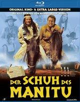 Der Schuh des Manitu (Original Kino- & Extra-Large-Version) Poster