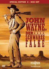 Der Schwarze Falke (Special Edition, 2 DVDs) Poster