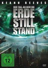 Der Tag, an dem die Erde stillstand (Einzel-DVD) Poster