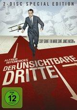 Der unsichtbare Dritte (Premium Edition, 2 DVDs) Poster