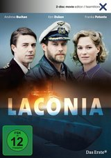 Der Untergang der Laconia (2 Discs) Poster