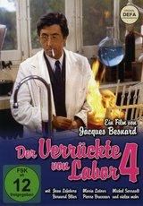 Der Verrückte aus Labor 4 Poster